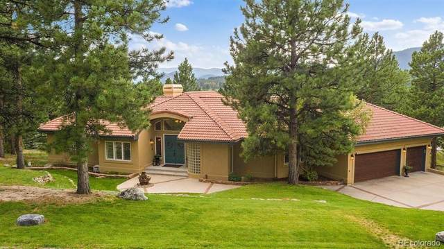 30442 Heavenly Court, Evergreen, CO 80439 (MLS #4688747) :: Bliss Realty Group