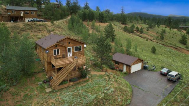 141 Wilkins Road, Bailey, CO 80421 (MLS #4689537) :: 8z Real Estate
