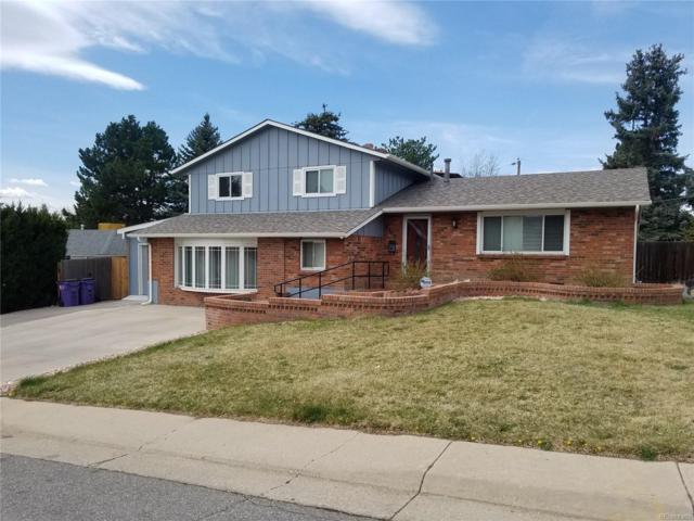 2707 S Benton Street, Denver, CO 80227 (#4692427) :: The Peak Properties Group