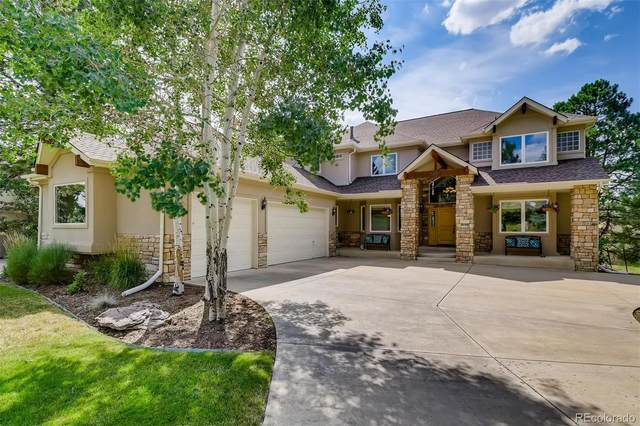 5421 Soapweed Circle, Parker, CO 80134 (MLS #4694065) :: Clare Day with Keller Williams Advantage Realty LLC
