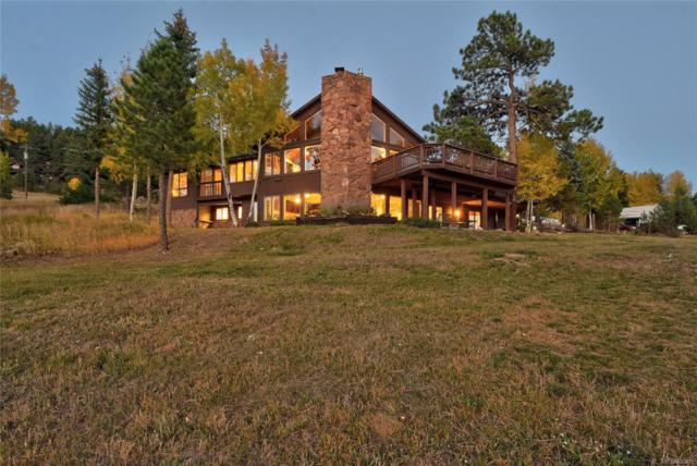31811 Horseshoe Drive, Evergreen, CO 80439 (#4695318) :: The City and Mountains Group