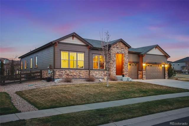 11984 S Meander Way, Parker, CO 80138 (#4697234) :: Finch & Gable Real Estate Co.