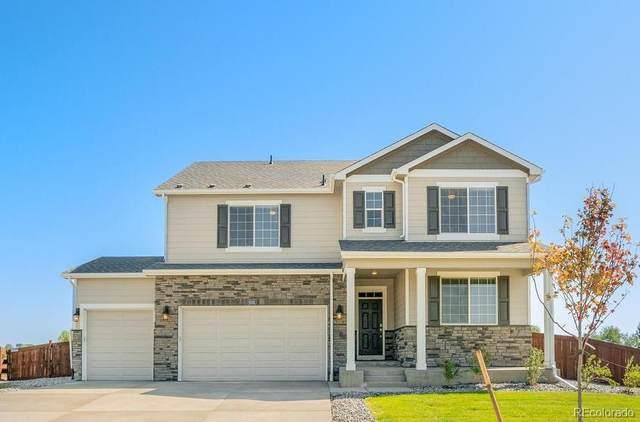 7437 E 157th Avenue, Thornton, CO 80602 (MLS #4697833) :: 8z Real Estate