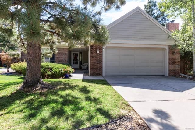 6058 E Briarwood Circle, Centennial, CO 80112 (MLS #4699911) :: 8z Real Estate