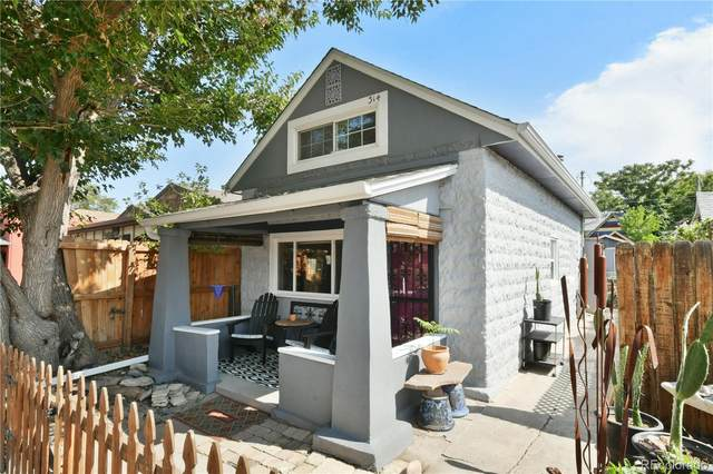 314 Galapago Street, Denver, CO 80223 (#4700516) :: James Crocker Team