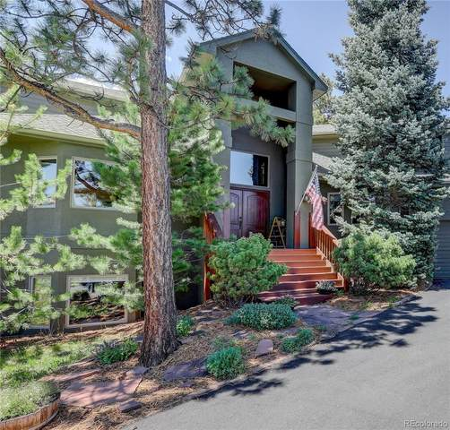 1483 Belford Court, Evergreen, CO 80439 (#4703624) :: The DeGrood Team