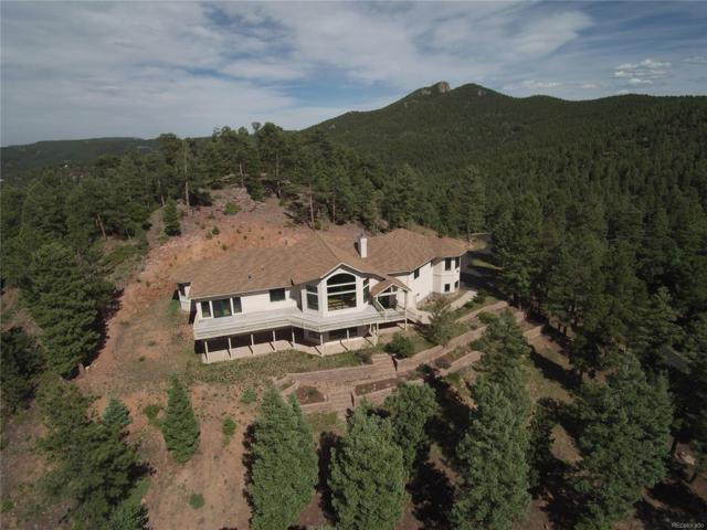 26451 Longview Drive, Conifer, CO 80433 (MLS #4704858) :: 8z Real Estate