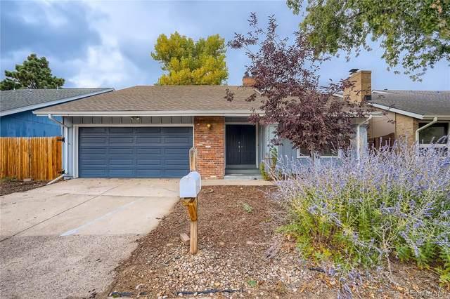 12132 E Amherst Circle, Aurora, CO 80014 (#4705651) :: Finch & Gable Real Estate Co.