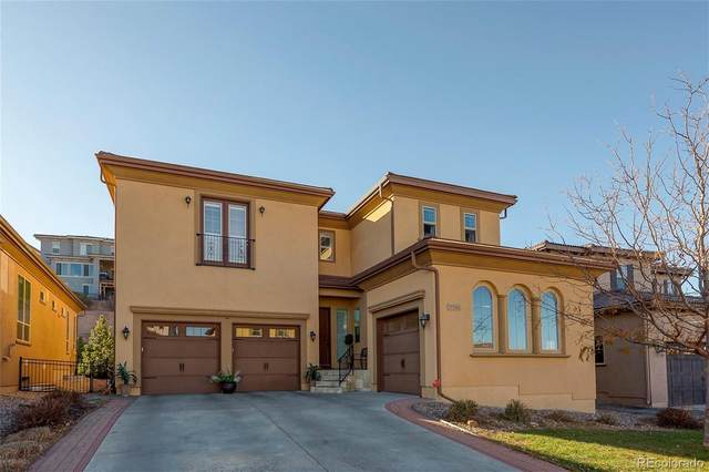 10566 Montecito Drive, Lone Tree, CO 80124 (#4707741) :: Mile High Luxury Real Estate