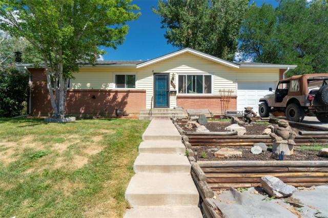 10151 W 64th Avenue, Arvada, CO 80004 (#4708599) :: The Peak Properties Group