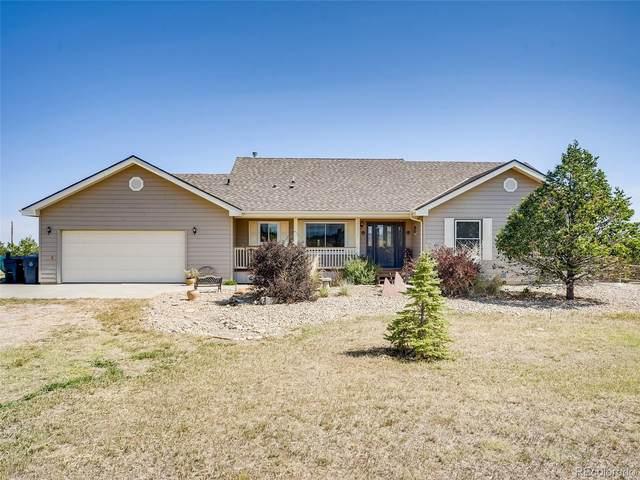 35252 Wagon Wheel Trail, Elizabeth, CO 80107 (#4710139) :: Kimberly Austin Properties