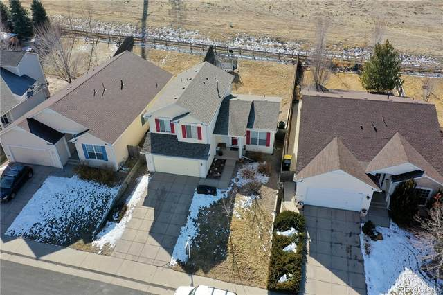 22150 Wintergreen Way, Parker, CO 80138 (#4717162) :: The Harling Team @ HomeSmart