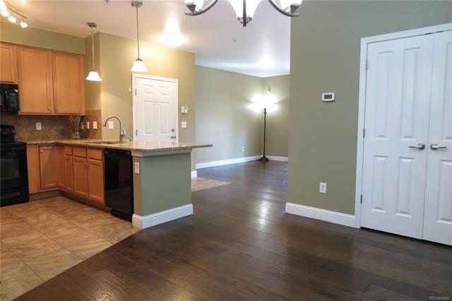 8846 S Kline Street #106, Littleton, CO 80127 (MLS #4717963) :: Keller Williams Realty