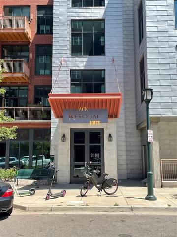 3100 Huron Street, Denver, CO 80202 (MLS #4719451) :: Bliss Realty Group