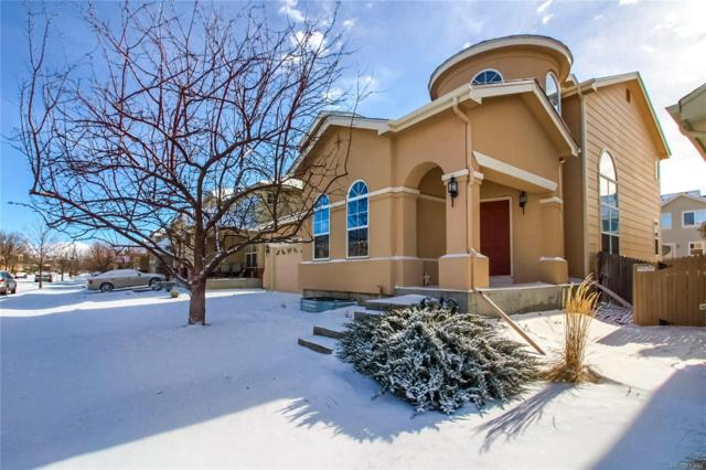 9702 E 112th Place, Commerce City, CO 80640 (#4721567) :: The City and Mountains Group