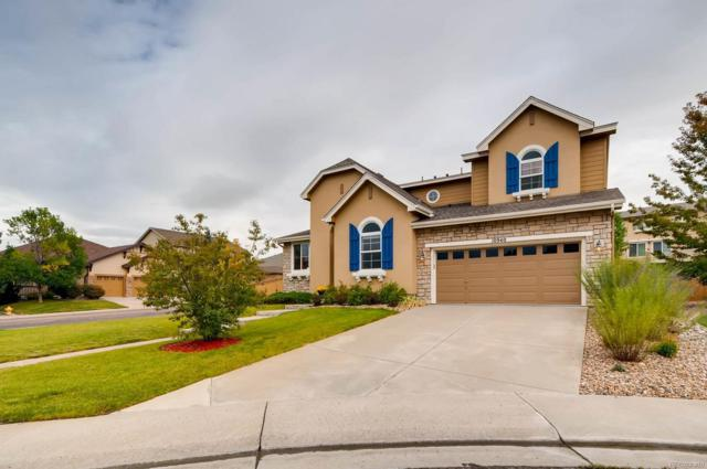 10940 Shadecrest Point, Highlands Ranch, CO 80126 (#4726570) :: The Peak Properties Group