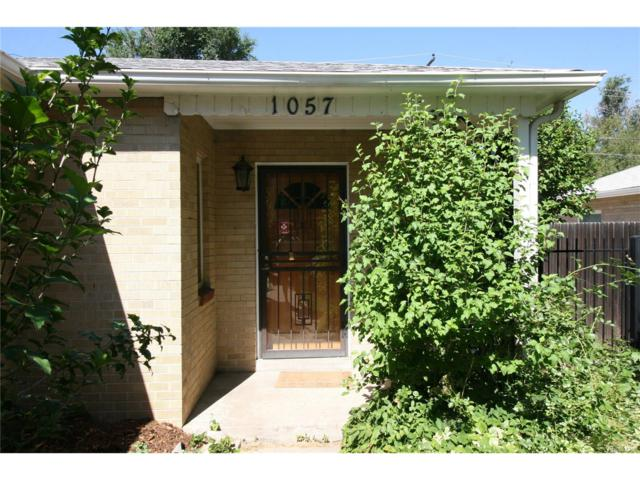 1057 Fillmore Street, Denver, CO 80206 (#4727802) :: Thrive Real Estate Group