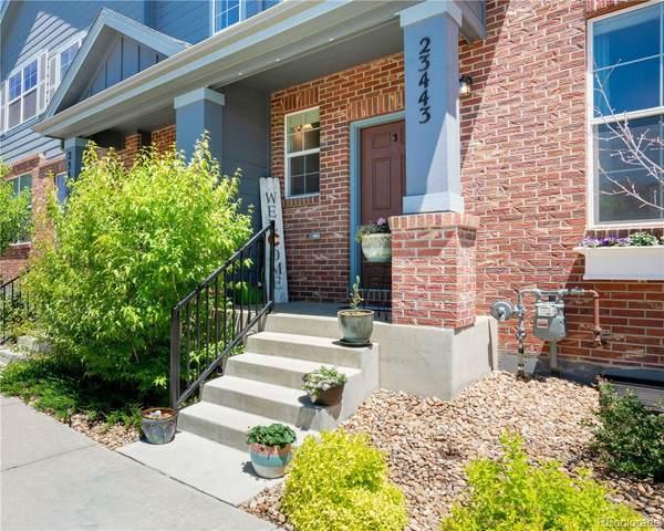 23443 E Chenango Place, Aurora, CO 80016 (#4734629) :: Kimberly Austin Properties