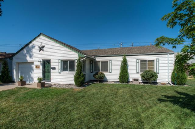 2872 S Grape Way, Denver, CO 80222 (#4735386) :: Colorado Home Finder Realty
