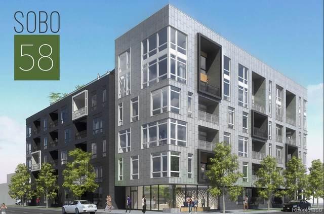 1898 S Bannock Street #102, Denver, CO 80223 (MLS #4737906) :: 8z Real Estate
