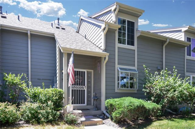 2054 S Worchester Way, Aurora, CO 80014 (#4738214) :: HomeSmart Realty Group