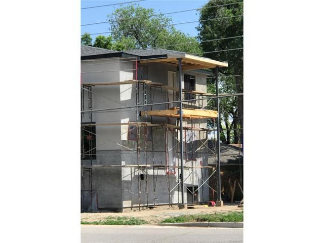402 S Jasmine Street, Denver, CO 80224 (MLS #4739398) :: 8z Real Estate