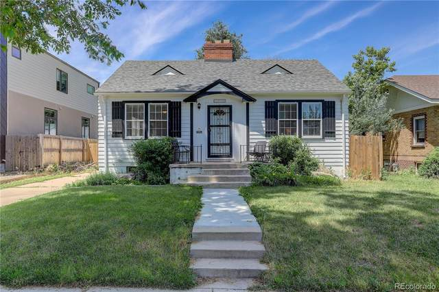 1975 S High Street, Denver, CO 80210 (#4740379) :: The Colorado Foothills Team | Berkshire Hathaway Elevated Living Real Estate