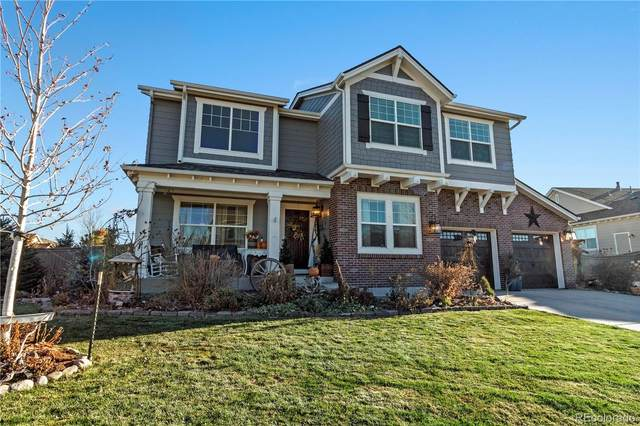 7065 Winthrop Circle, Castle Rock, CO 80104 (#4740432) :: Mile High Luxury Real Estate