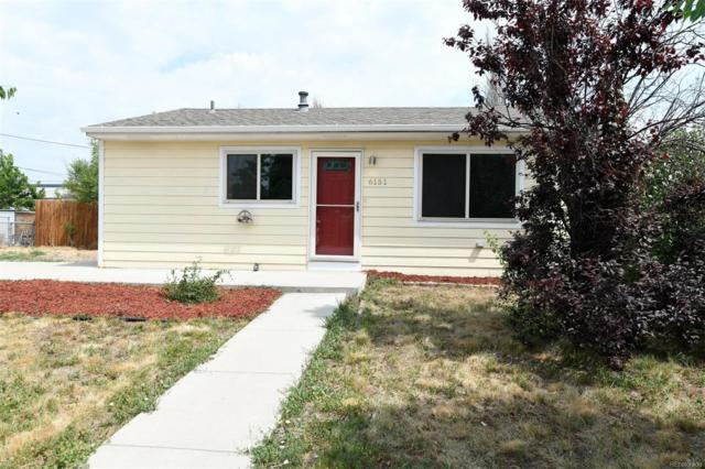 6151 W 53rd Avenue, Arvada, CO 80002 (#4741342) :: The Griffith Home Team