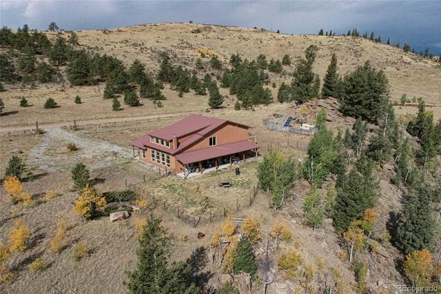 710 Antero Drive, Hartsel, CO 80449 (#4742053) :: Compass Colorado Realty