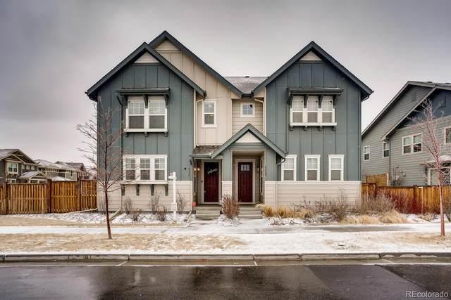 5177 Clinton Street, Denver, CO 80238 (MLS #4742472) :: 8z Real Estate