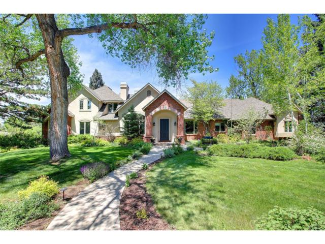 3005 Cherryridge Road, Cherry Hills Village, CO 80113 (MLS #4745262) :: 8z Real Estate