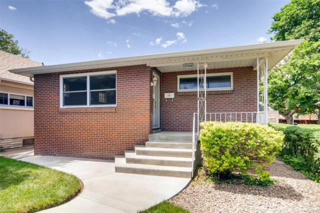 3759 Raleigh Street, Denver, CO 80212 (#4745300) :: Mile High Luxury Real Estate
