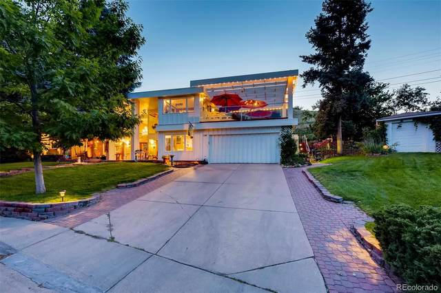 1141 S Foothill Drive, Lakewood, CO 80228 (#4748082) :: Kimberly Austin Properties