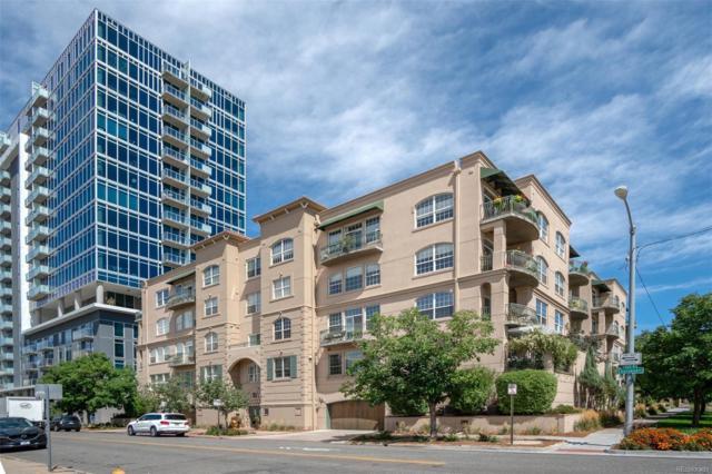 1200 Cherokee Street #302, Denver, CO 80204 (#4750179) :: The HomeSmiths Team - Keller Williams
