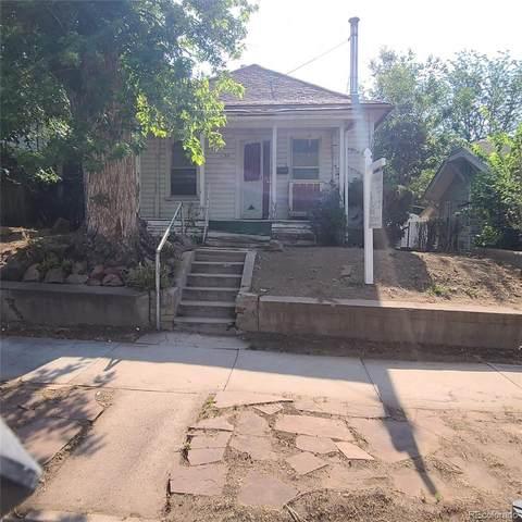 3450 S Grant Street, Englewood, CO 80113 (#4751435) :: milehimodern