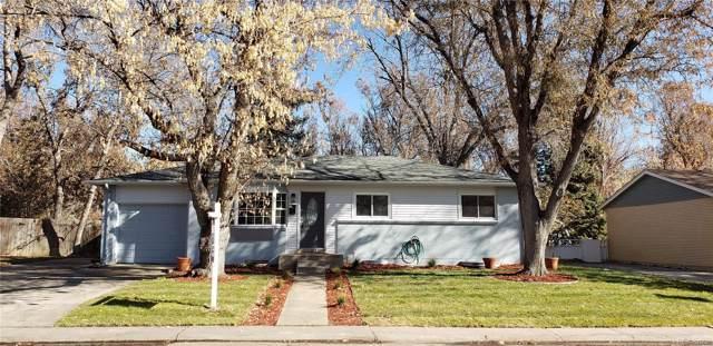 6363 Brooks Drive, Arvada, CO 80004 (#4752153) :: The Peak Properties Group