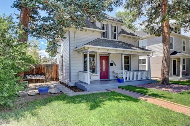 3841 Zenobia Street, Denver, CO 80212 (#4754325) :: RazrGroup