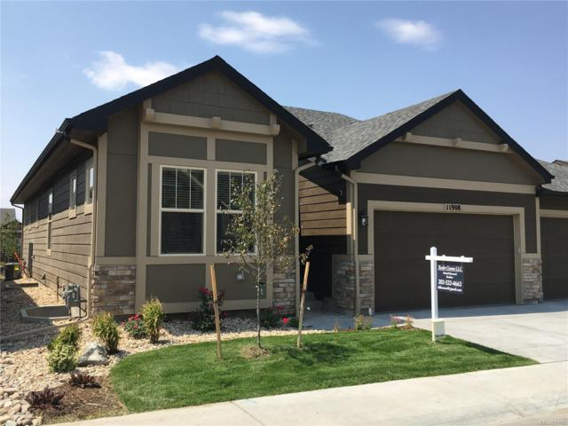 11908 Barrentine Loop, Parker, CO 80138 (#4756574) :: Sellstate Realty Pros