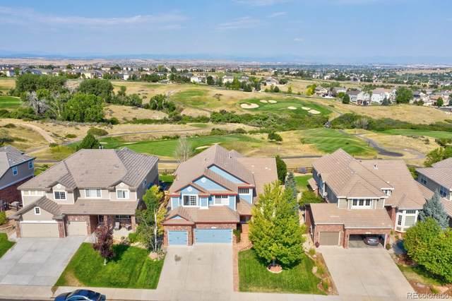 11651 Bent Oaks Street, Parker, CO 80138 (MLS #4758322) :: 8z Real Estate