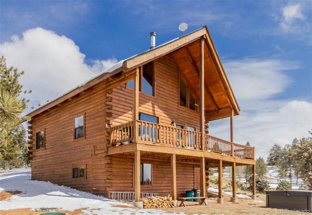 37 Divide Circle, Florissant, CO 80816 (MLS #4759124) :: Keller Williams Realty