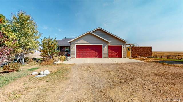 5095 Private Road 192, Elizabeth, CO 80107 (MLS #4759178) :: Kittle Real Estate
