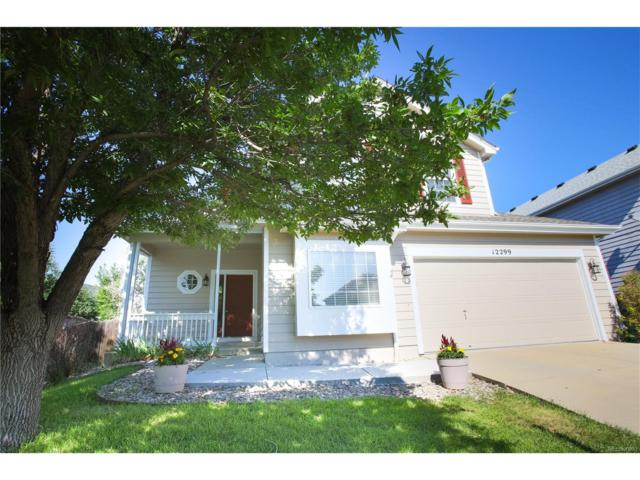 12299 Utica Place, Broomfield, CO 80020 (MLS #4759585) :: 8z Real Estate
