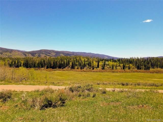 - Lots 62 And 63 Black Horse II, Oak Creek, CO 80467 (MLS #4760186) :: Bliss Realty Group