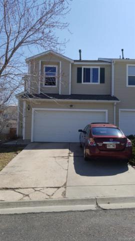 21972 E Crestline Place, Aurora, CO 80015 (#4760709) :: Mile High Luxury Real Estate