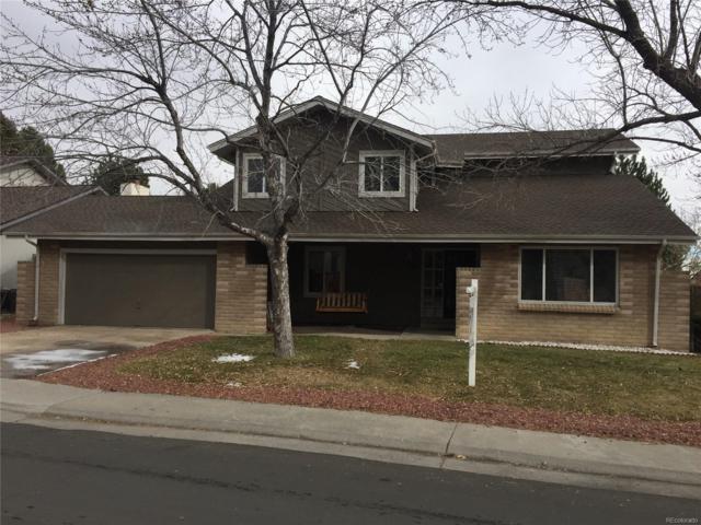 5888 S Kenton Street, Englewood, CO 80111 (#4762723) :: The HomeSmiths Team - Keller Williams