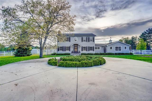 5085 S Fairfax Street, Cherry Hills Village, CO 80121 (#4764581) :: Portenga Properties