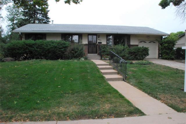 925 Dearborn Street, Aurora, CO 80011 (MLS #4768093) :: Kittle Real Estate