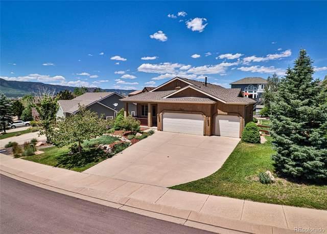 783 Saber Creek Drive, Monument, CO 80132 (MLS #4769136) :: 8z Real Estate