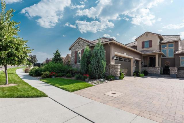 9339 Viaggio Way, Highlands Ranch, CO 80126 (#4769293) :: The Heyl Group at Keller Williams